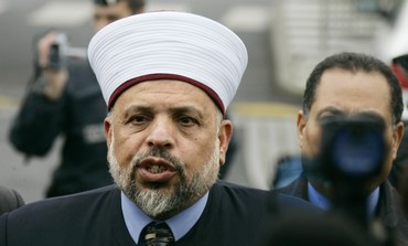 Sheikh Tayseer al-Tamimi in France [file photo]