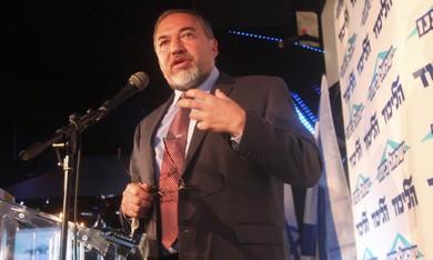 Former foreign minister Avigdor Liberman