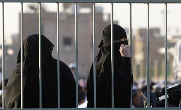 Saudi women in Riyadh
