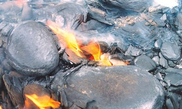 SHALE OIL BURNS [file]