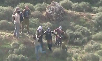 Yitzhar clashes [file]