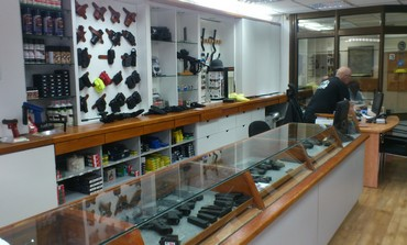 Lahav gun store