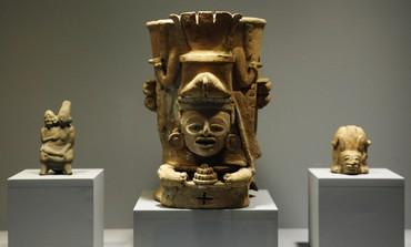 Itzamana, the creator of the Mayan calendar.