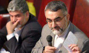 Iran MP Alaeddin Boroujerdi.