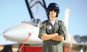 Lt. G. IAF fighter pilot.