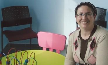 Dr. Deena Zimmerman, a pediatrician.