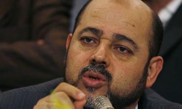 Hamas deputy Mousa Abu Marzook.