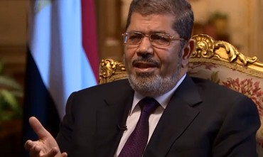 Egypt's Morsi in CNN interview, January 7, 2013
