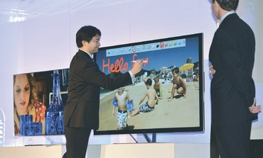 Viera Smart TV unveiled in Las Vegas