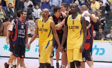 Maccabi Tel Aviv teammates
