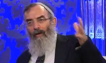 "Rabbi David Stav: ""We wait for Messiah"" Nov 2011"