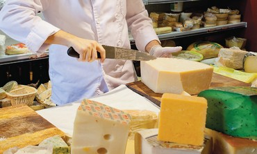 The Bashar Fromagerie