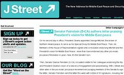 Don't brand 'J Street' as anti-Zionist