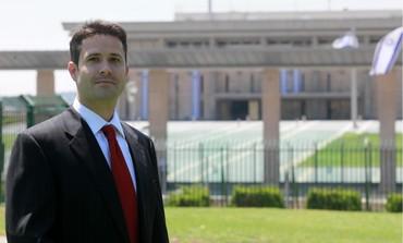 Bayit Yehudi candidate Jeremy Gimpel
