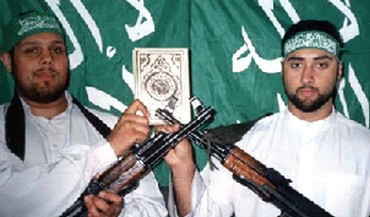 BRITISH MUSLIM suicide bombers Ashif Muhammad Hanid, Omar Khan Sharif bombed Mike's Place in TA