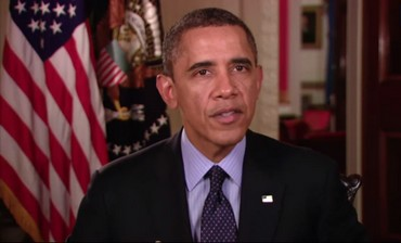 US President Barack Obama in a video message to the Syrian people, January 29, 2013.