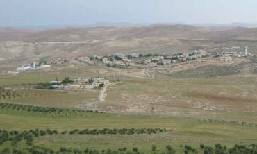 Gush Etzion settlement Nokdim.
