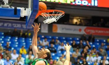 Maccabi Haifa's Ido Kozikaro.