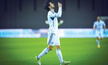 Israel National Team's LIOR RAFAELOV