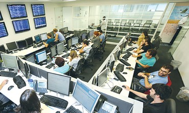 The RSA anti-fraud command center