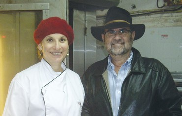 David and Gili Ehrlich of Gili's Goodies