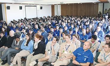Youth Movement Congress at Yad Vashem
