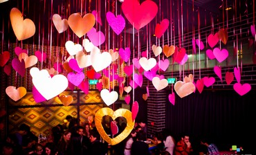 Valentine's Day at Toy Bar, Jerusalem