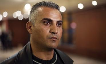 Palestinian journalist Emad Burnat