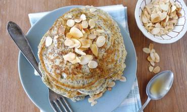 poppy pancakes