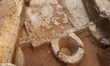 Ancient industrial installation found under Yafo.