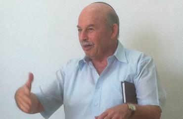 Bayit Yehudi MK Nisan Slomiansky