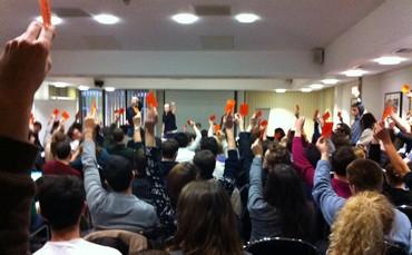 Oxford students vote on motion to boycott Israeli goods
