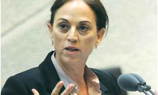 Yesh Atid MK Ruth Calderon