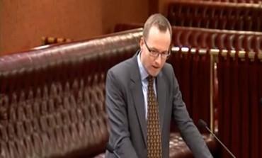 Australian Greens party MP David Shoebridge