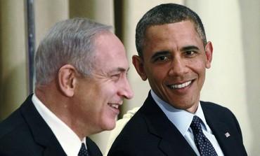 US President Barack Obama and Prime Minister Binyamin Netanyu