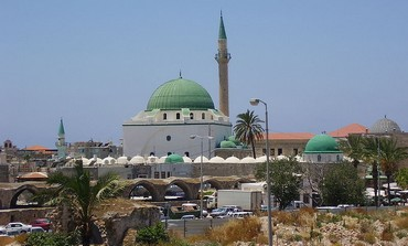 El-Jazzar Mosque, Acre