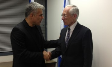 Lapid and Fischer class over budget cuts