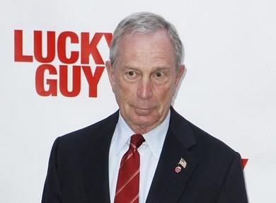 #2 Michael Bloomberg