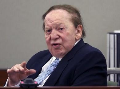 The rich get richer: Adelson, Zuckerberg 2013's biggest gainers ...