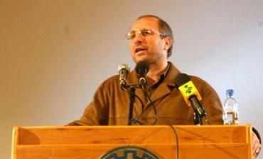 Tehran mayor Mohammad Bagher Ghalibaf.