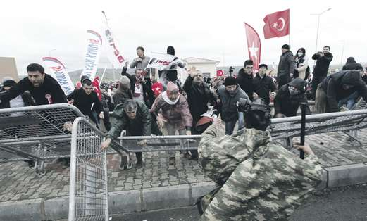Turkish Riot