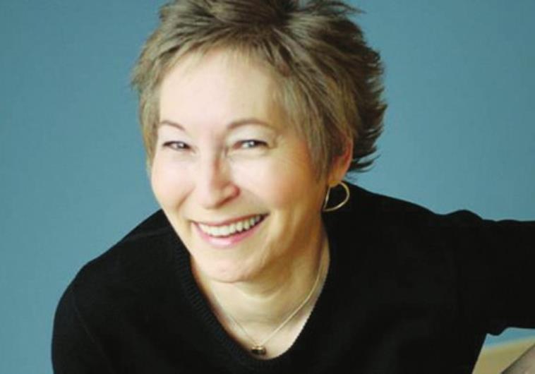 Open book with Elinor Lipman