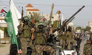 Hamas's Kassam Brigades [file].