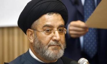 Hezbollah official Ibrahim Amin Sayyed.
