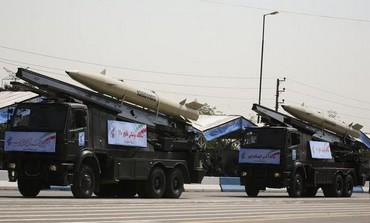 Fateh-110 missiles [file].