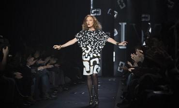 Fashion designer Diane von Furstenberg