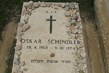 Youngest Schindler's list survivor dies at 83