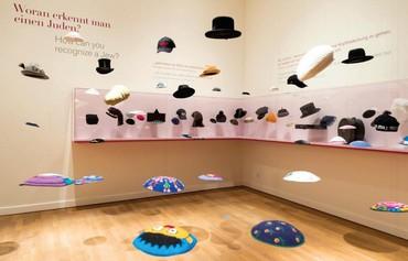 Exposition au musée juif de Berlin.