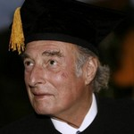 Billionaire Marc Rich receives the Award Honorary Doctorates from Bar-Ilan University, May 15, 2007.