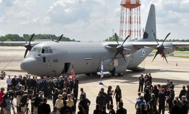The Hercules C-130J